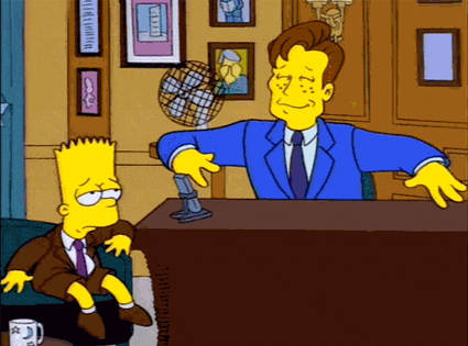 Top Simpsons Episodes Written by Conan O'Brien | letswatchseries